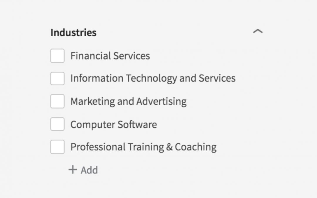 Official LinkedIn Industries