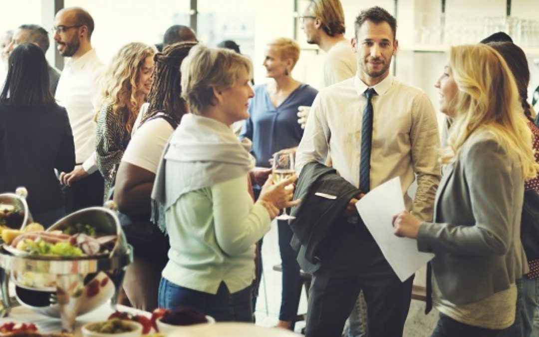 Turn Your Gathering Into A Networking Event