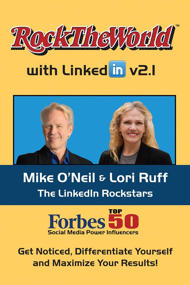 Rock The World with LinkedIn v2.1 Book